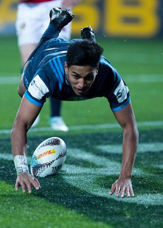 Game 2 – Wednesday the 7th June 2017 Auckland Blues and British and Irish Lions.