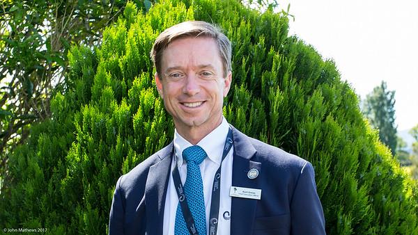 Kurt Greive on Day 3 of the Asia-Pacific Amateur Championship tournament 2017 held at Royal Wellington Golf Club, in Heretaunga, Upper Hutt, New Zealand from 26 - 29 October 2017. Copyright John Mathews 2017.   www.megasportmedia.co.nz