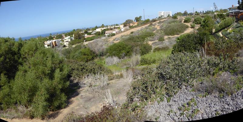 Ocean Seville Michaeljohn house Hike on Bikepath 151020