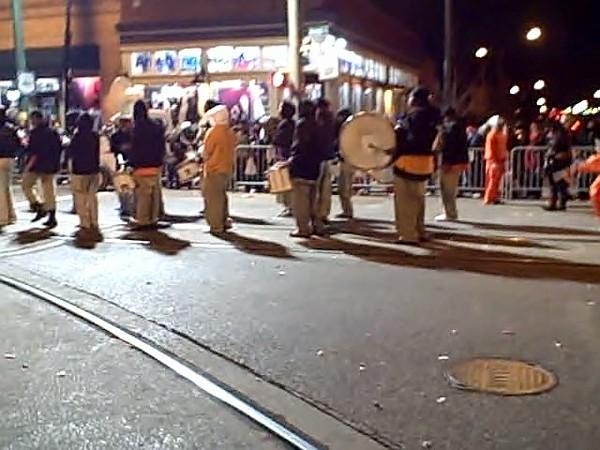 Northside High Drumline, Parade.jpg