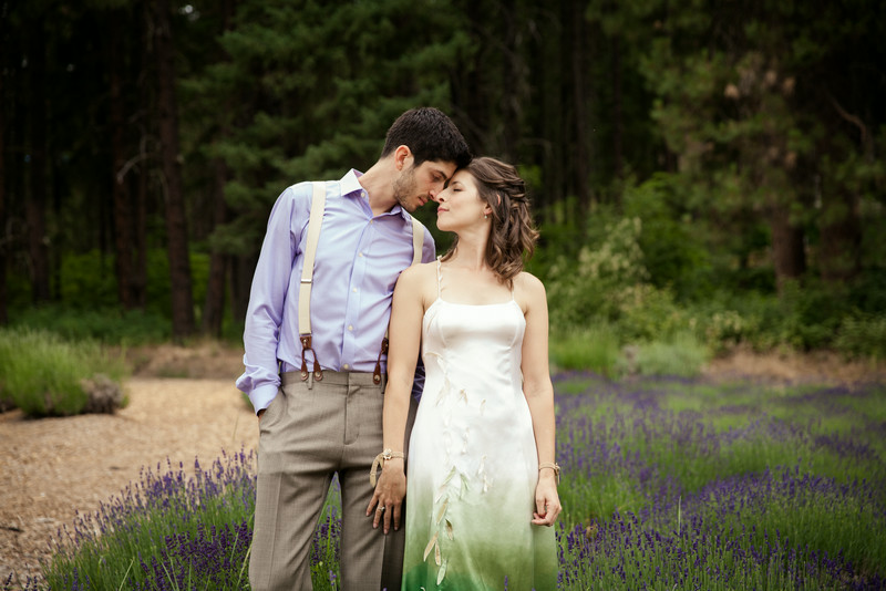 {Aliza + Mike | Married in Leavenworth}