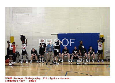 2008 Ohio Special Olympics North Section Basketball Tournament