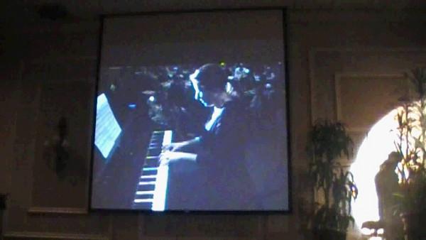 ФРАГМЕНТЫ из КОНЦЕРТА Светланы Пикус . Город San Diego , California , USA. 30 мая 2009 года.  Часть 3 .