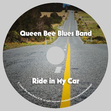 Queen Bee Blues Band Album Art