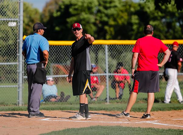 Lakeville South vs Lakeville North Senior Legion Baseball