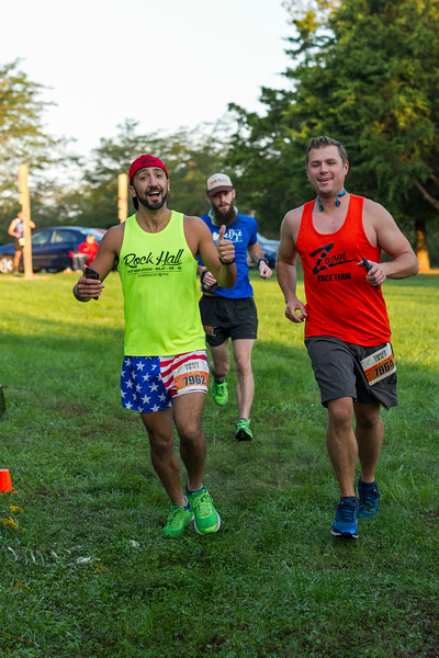 ORRRC Germantown 50k - September 29, 2018