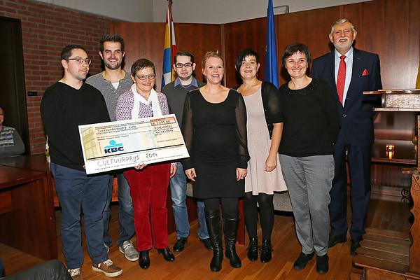 Cultuurprijs Rijkevorsel 2014