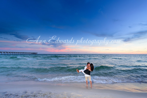 Alex  +  Rachelle     Panama City Beach