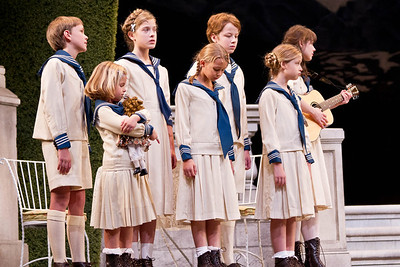 The Sound of Music - Act II - Drury Lane 2011