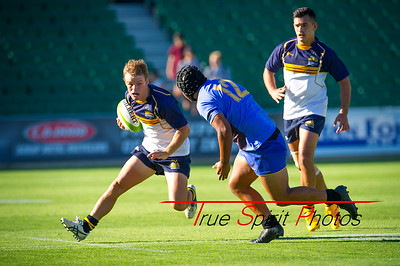 U20s Brumbies vs Western Force 11.03.2016