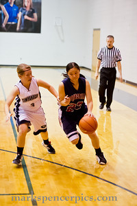 Basketball SG SHS vs Timpanogos 2-3-2012