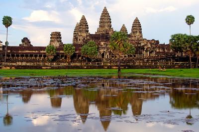 Angkor, Cambodia May 2008
