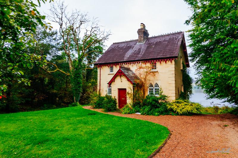 Cottage on Lough Eske