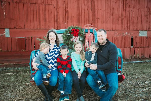 Feggestad Family