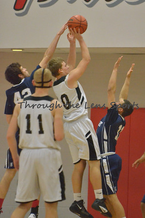 Central vs. Newport Boys High School Basketball