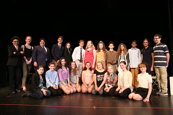 Legally Blonde Summer Camp- Dress rehearsal and Show