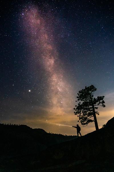 Milky Way Wanderer