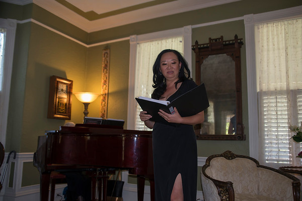 October House Concert featuring Shirley Wang @ Higgin's House Bed & Breakfast 10-21-18