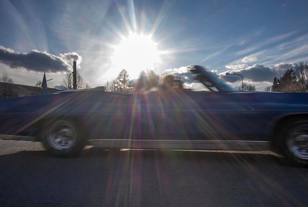 Classic Car Show, Lahti, 2015