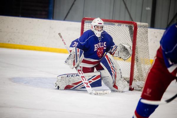 Boys' JV Hockey vs. New Hampton   February 3
