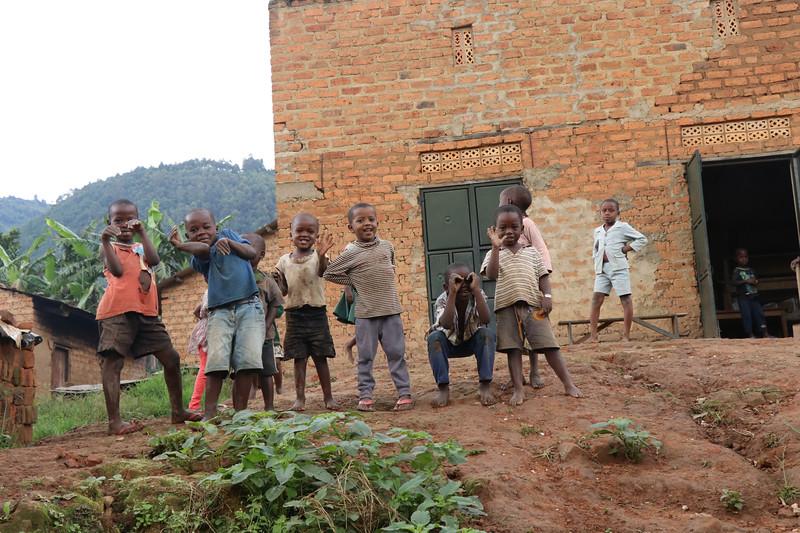 Africa Drive from Bwindi to Rwanda