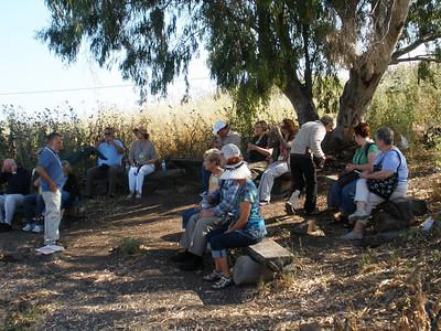 2011-05-08 - Golan Heights Beatitudes Tabgha-Sanctuary-of-St-Peter