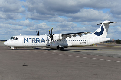 Norra - Nordic Regional Airlines