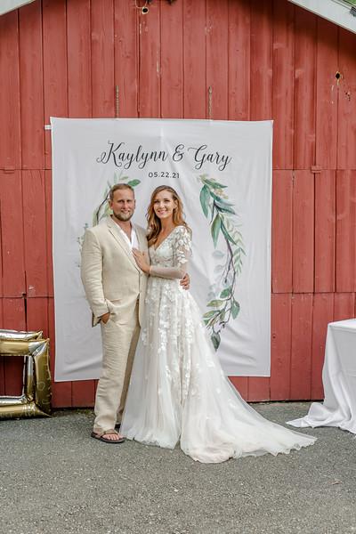 Gary & Kaylynn's Wedding Reception