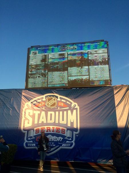 NHL LCD Screen