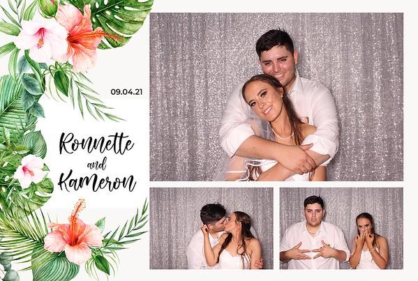 2021-09-04 Ronnette+Kameron Wedding