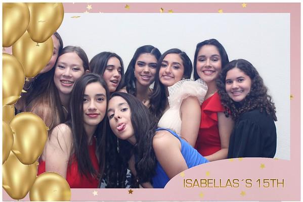 20200221 - 15 años Isabella