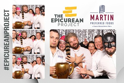 The Epicurean Project - Silver Street Studios - 10.04.17