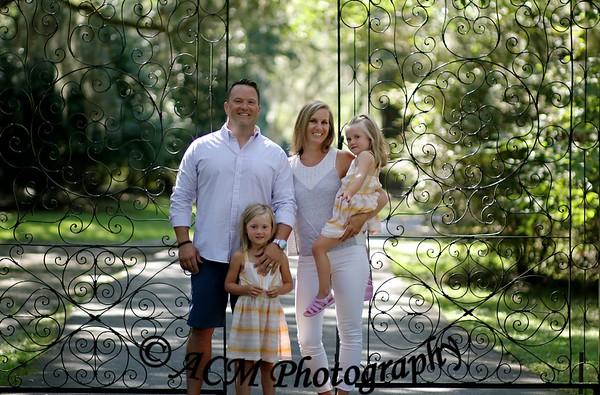 The Gillespie Family - 2020
