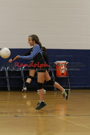 2/27/18 NERMS vs UMS volleyball