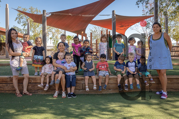 DGM 2018-2019 Toddler, Classroom 6, Ms. Maria