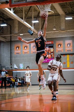 WBL Boys Varsity Basketball -V-Irondale 2020