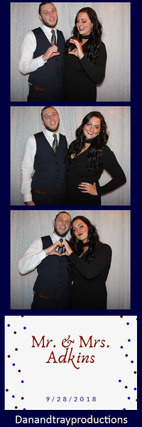 Adkins Wedding Event