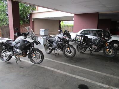 Rider Visits