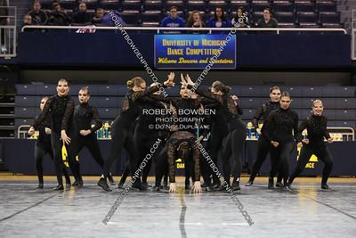 #255 Alma College Dance Team