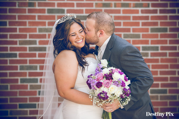 DJ and Regina's Wedding Pix