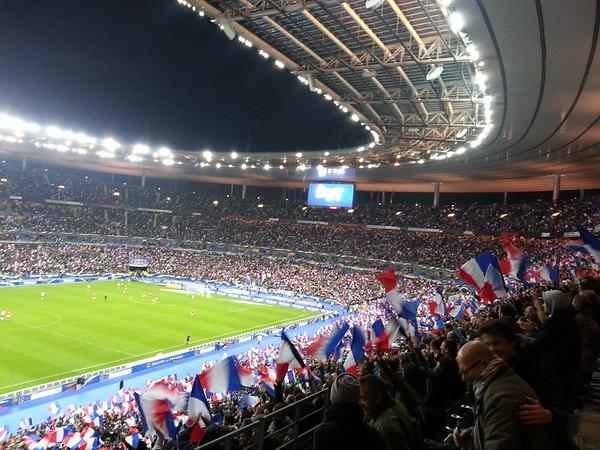 France vs Norway