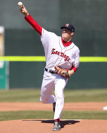 Portland Sea Dogs, April 16, 2016