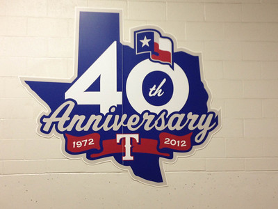 2013 Texas Rangers Event