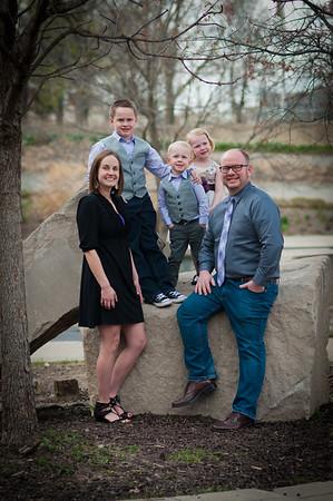 Tucker Family 4-22-2018