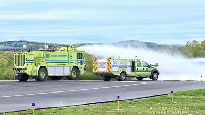 Apparatus Shoot - Waterbury/Oxford Airport, Oxford, CT - 5/14/19