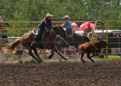 Roping Sunday 2012