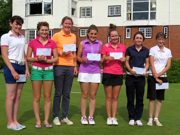 Scottish Girls Under 18 Strokeplay Championship  2013