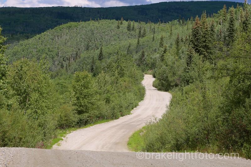 Hunker Creek Road