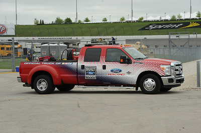 Kansas Speedway Fire and Rescue - April Race - Friday
