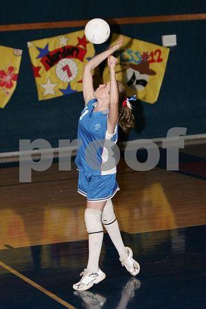 HCS JV Volleyball 100505